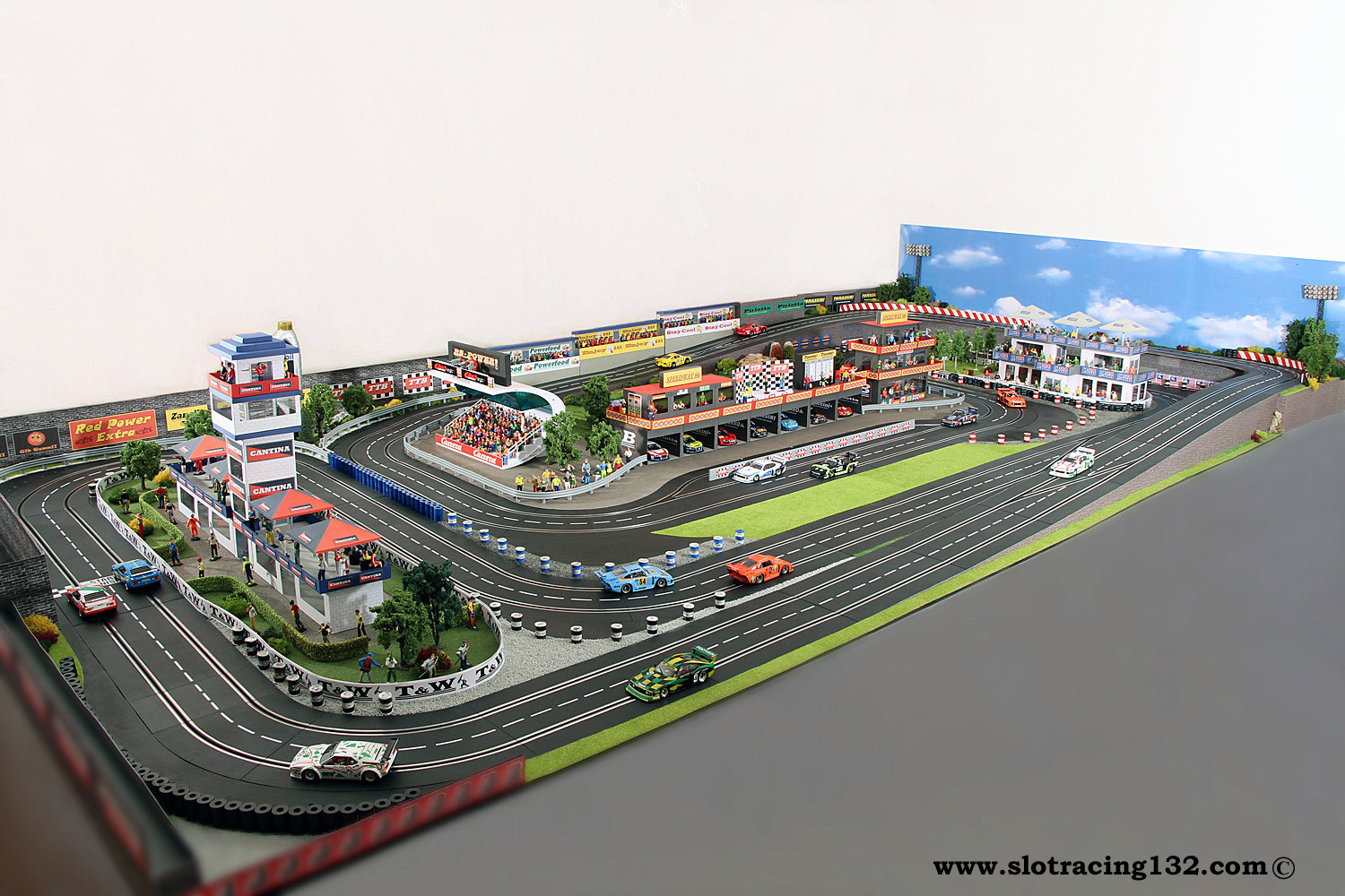 slotcars 1 32 slotracing carrera racecourse my racing. Black Bedroom Furniture Sets. Home Design Ideas