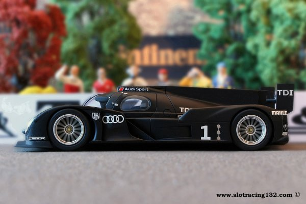 Slot Car LeMansMiniatures Audi R18