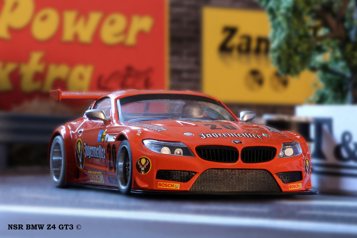 Nsr slot cars homepage counting big numbers